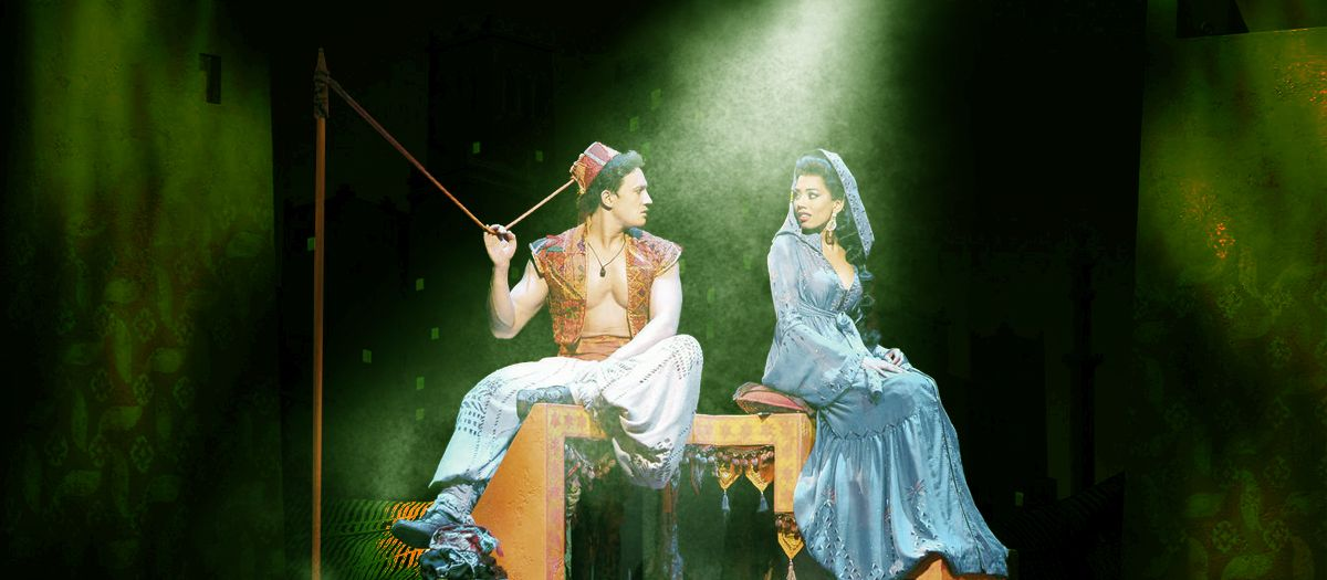 Buy Aladdin Tickets