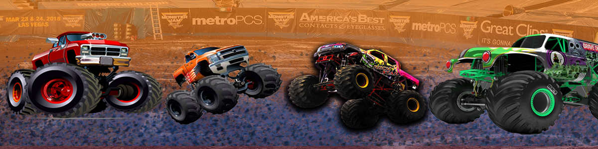Buy Monster Jam Tickets