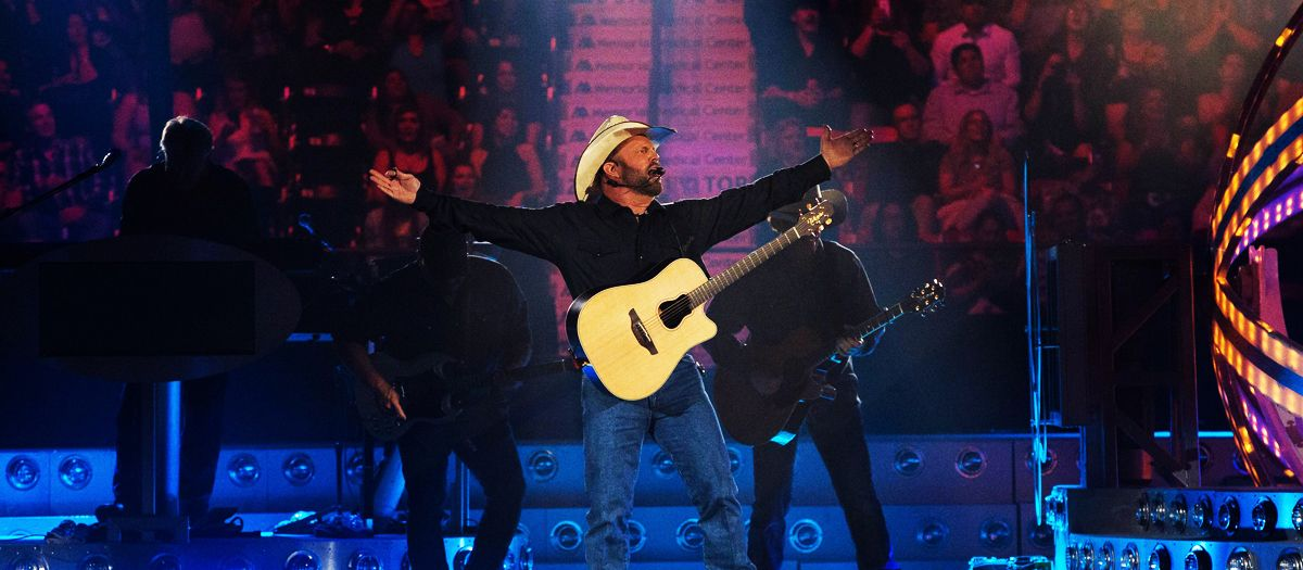Buy Tickets for Garth Brooks
