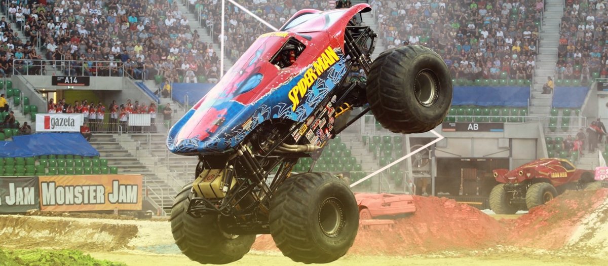 Buy Monster Trucks Tickets