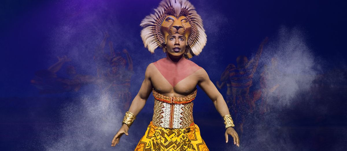 Buy The Lion King Tickets