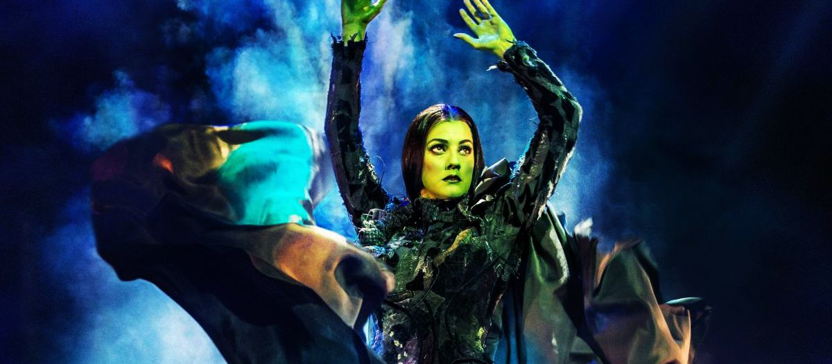 Buy Wicked Tickets